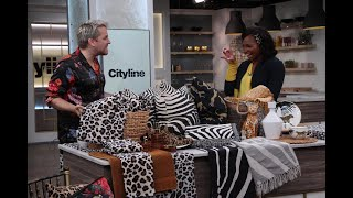 How to tastefully use the animal print trend in your home décor