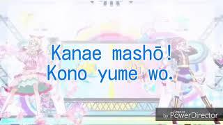 Video Aikatsu! KIRA⭐Power | FULL LYRICS | ☀SOLEIL☀ download MP3, 3GP, MP4, WEBM, AVI, FLV Juli 2018