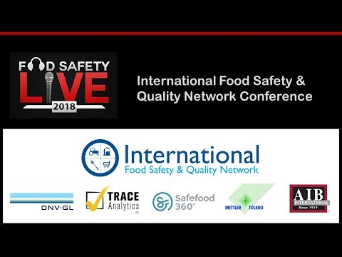 Food Safety Live 2018
