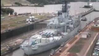 Battleship USS New Jersey  BB-62