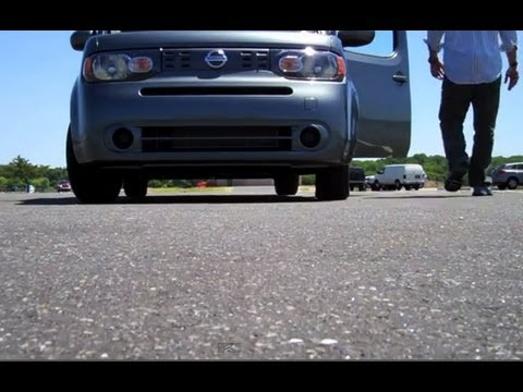 2011 Nissan Cube Test Drive & Car Review
