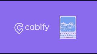 Cabify y Fundación Cerro De Bogotá