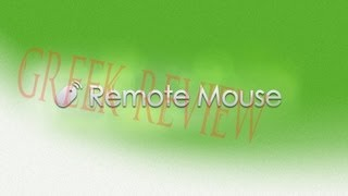 Review App: Remote Mouse