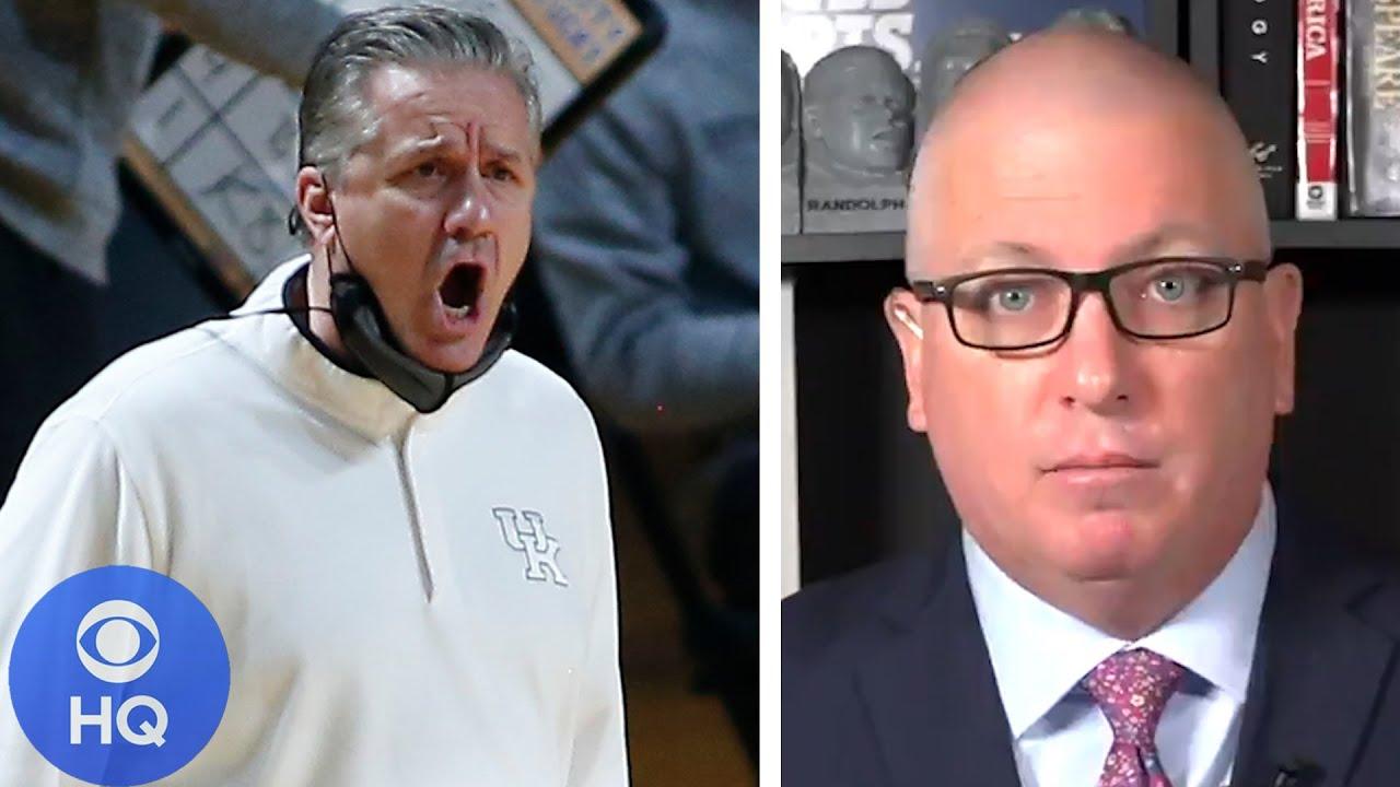 Kentucky Basketball Beats Tennessee highlight and recap | CBS Sports HQ