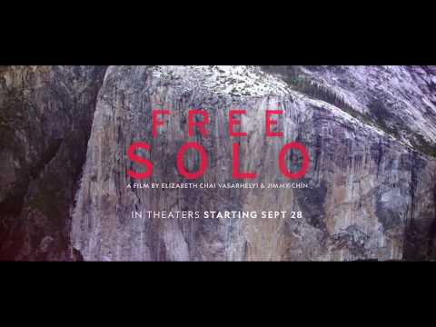 """""""Gravity"""" from the film - """"Free Solo"""""""
