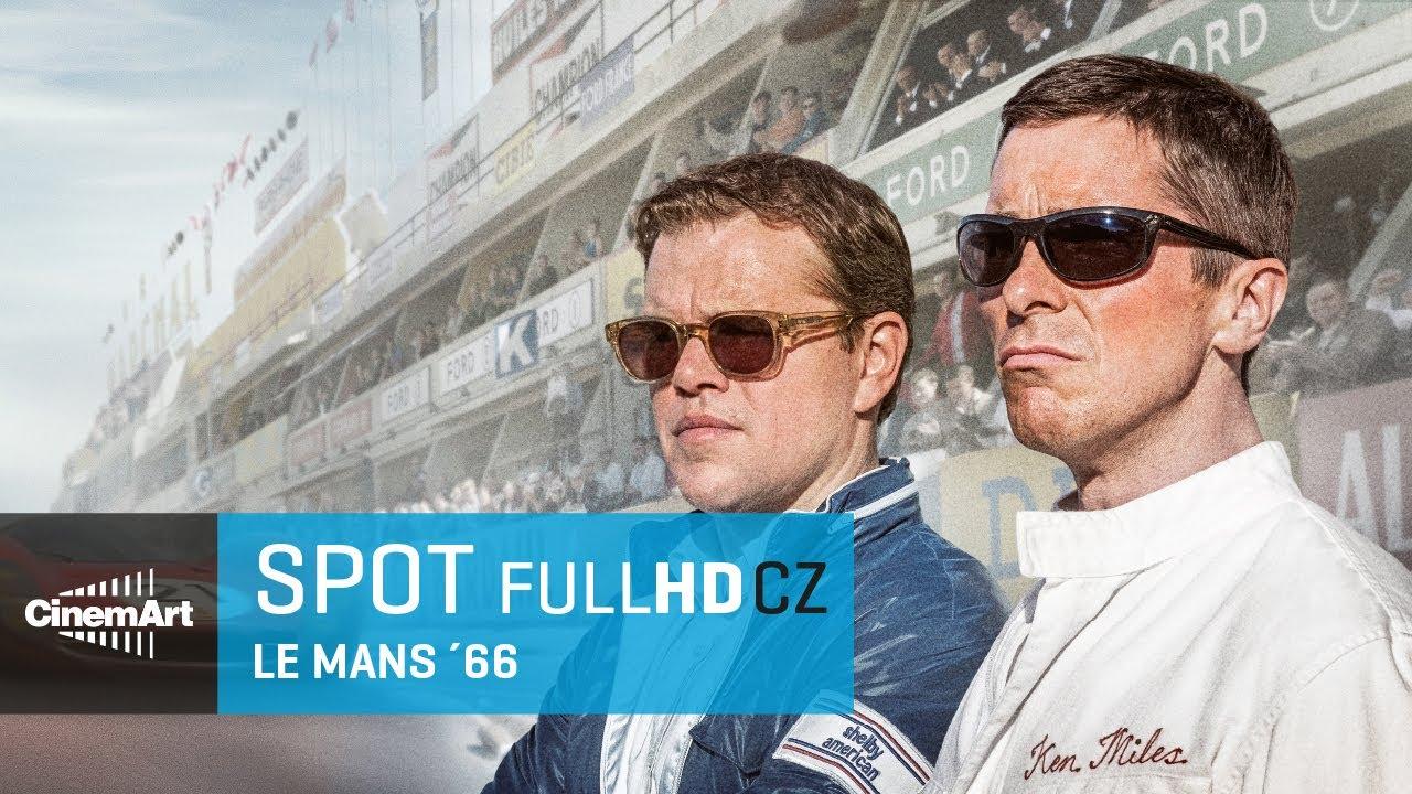 Le Mans ´66 / Ford V. Ferrari (2019) HD online spot #1
