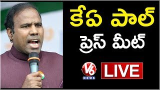 KCR Narsapur Meeting Live