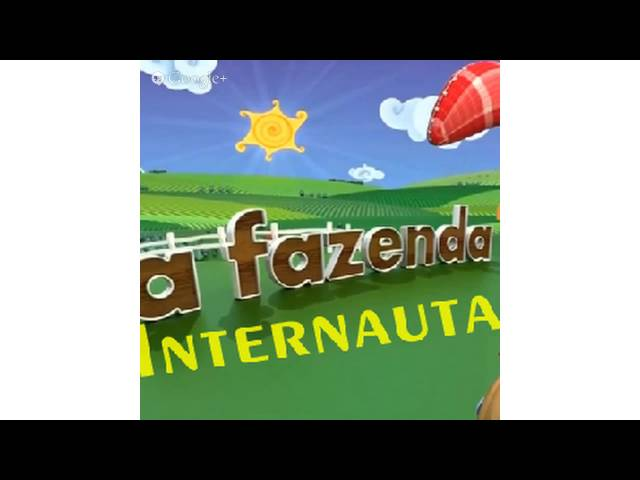 A Fazenda Internauta 14/10/13 Travel Video