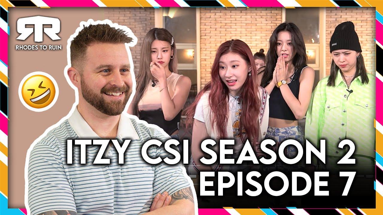 Download ITZY (있지) - Codename Secret ITZY 'CSI' Season 2 - Episode 7 (Reaction)