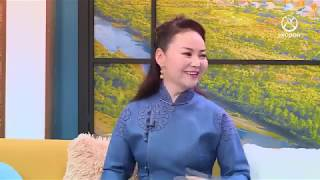 Певица Халин о Монголии