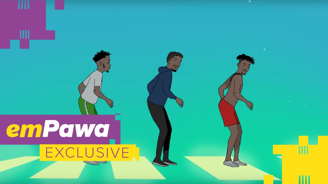 GuiltyBeatz, Mr Eazi & Kwesi Arthur - Pilolo (Visualizer) [feat  NAM1 &  Bank of Ghana]