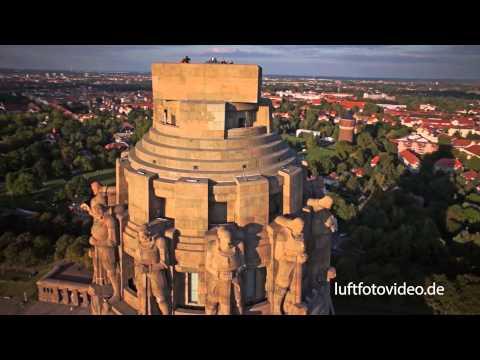 200 Jahre Völkerschlacht - 100 Völkerschlachtdenkmal - Historisches Spektakel In Leipzig 2013