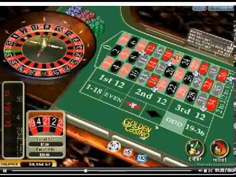 Bedste roulette system