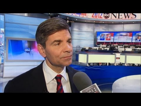 George Stephanopoulos Apologizes for Keeping Clinton Donations a Secret