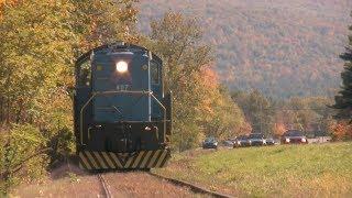 Catskill Mountain Railroad - Fall Foliage Train Rides! - CMRR