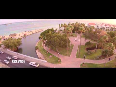 Exploring downtown Oranjestad; the capital of Aruba