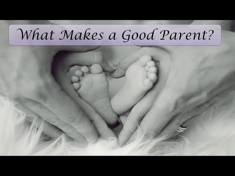 What Exactly Are Traits of excellent Parents