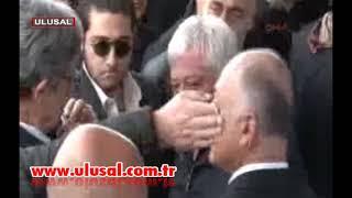 Mina Başaran'ın babasının gözyaşları