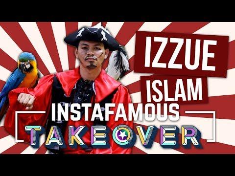 Instafamous Takeover x Izzue Islam | Jadi Pirate Pun Boleh