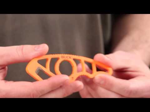 Buck 499BKG1 Guthook Ring video_1