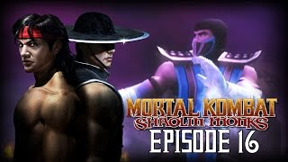 Mortal Kombat Shaolin Monks Let