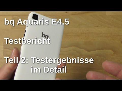 bq Aquaris E4.5 Testbericht Teil 2 - www.technoviel.de