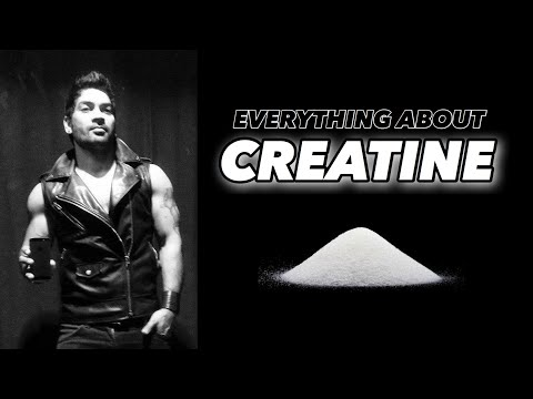 EVERYTHING ABOUT CREATINE Benefits, Side-effects & Dosage