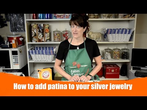 How To Add Patina To Your Silver Jewelry