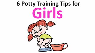 Potty Training Tips For Girls: How I Got My Daughter Potty Trained In Only 3 Days