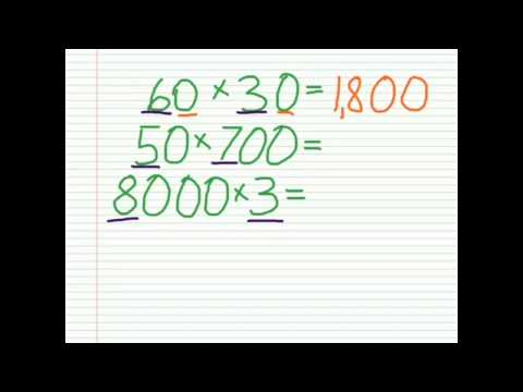 how to teach extended multiplication
