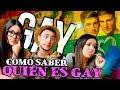 Como saber quién es GAY  El chico que te gusta ¿es HOMOSEXUAL?  Housemate