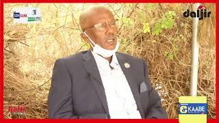 Xildhibaan Sakariye:  Qalalaasaha siyaasadeed ee Itoobiya, Xasuuqa Canfartu ku hayso Soomaalida,