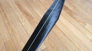 Vacuum Bagging a Composite Stab for Sailplanes Part 1