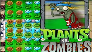 Zombie NIMBLE Zombie QUICK MINIGAME | Plants vs Zombies