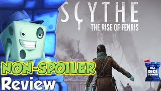Scythe: The Rise of Fenris NON-SPOILER Review - with Tom Vasel