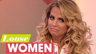 Katie Price Admits She's Had Botox Since She Was 25 | Loose Women