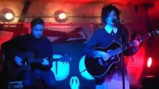 "Scarlet Billham Performing ""X"" Live @ Bedroom Bar, Shoreditch"