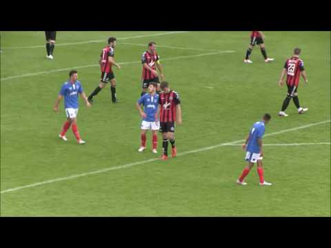 Shane Supple Bohs v Portsmouth