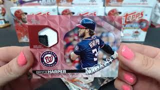 2018 Topps Series 2 Baseball 6-Box Jumbo Case #1