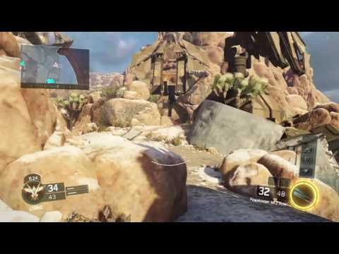 Playing black ops 3 again Ripper wrecks havoc (Finally audio)