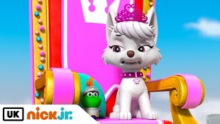Paw Patrol | Pups Save the Royal Throne Pt 1 | Nick Jr. UK