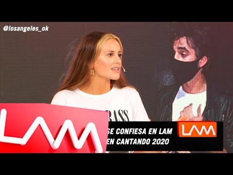 Los ángeles de la mañana - Programa 06/08/20 - Melina Lezcano en LAM