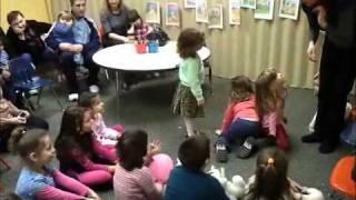 Отворен урок за 8 март с Нина Колева