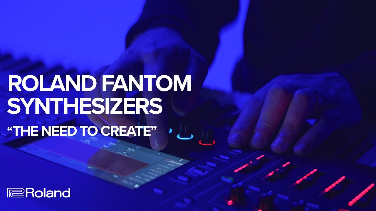 Roland introduces new Jupiter and Fantom keyboards, MC