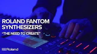 Roland FANTOM-Synthesizer: Die Notwendigkeit der Schaffung von (FANTOM 6, FANTOM 7, FANTOM 8)