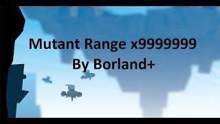 KoGaMa Mutant Range x999999999999999
