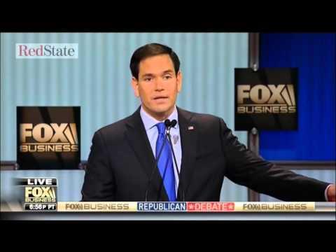 Marco Rubio On Obama