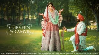 2016 | Best Indian Punjabi Sikh Cinematic Wedding | Paramvir & Gurveen | Sunny Dhiman Photography