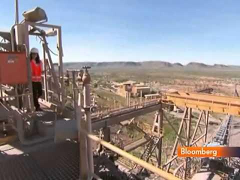 Pink Diamonds Mined in Australia Draw Global Investors