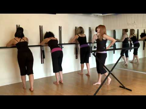 BarreConcept ® - Ultimate 20 minute barre exercise workout